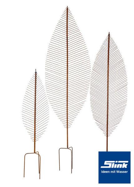 gartendekoration sichtschutz rankstab 150 cm online kaufen rankhilfe edelrost. Black Bedroom Furniture Sets. Home Design Ideas