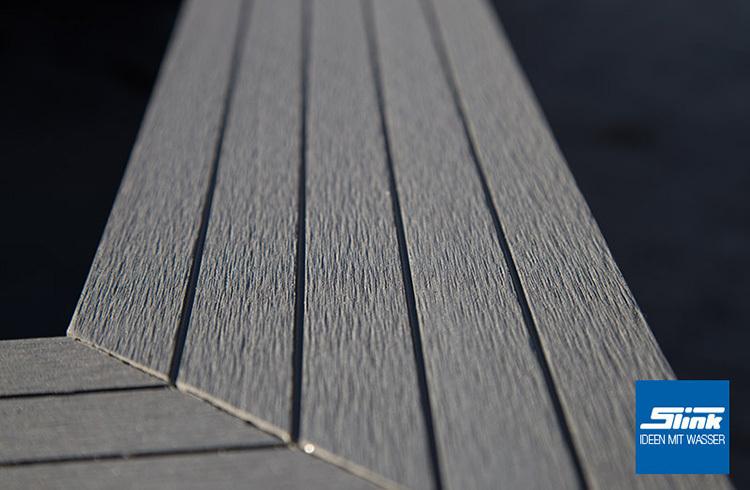 gfk wasserbecken fertigteich rechteckig 200 x 100 x 40 cm. Black Bedroom Furniture Sets. Home Design Ideas