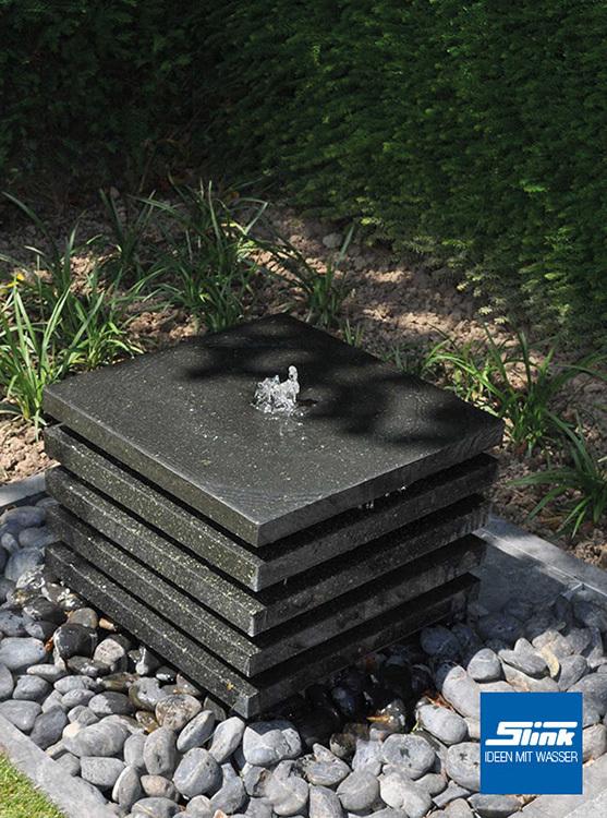 gartenbrunnen layer online kaufen springbrunnen und. Black Bedroom Furniture Sets. Home Design Ideas