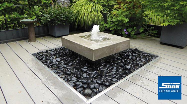 Gartenbrunnen Modernes Design ? Blessfest.info 20 Ideen Fur Gartenbrunnen