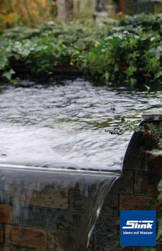 Garten wasserfall wasserfall f r den garten online bestellen for Gartenteich onlineshop