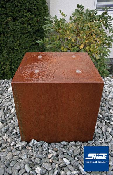 gartenbrunnen quader | lyfa, Gartenarbeit ideen