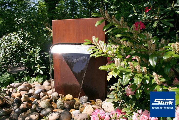 wasserfall gartenbrunnen – msglocal,