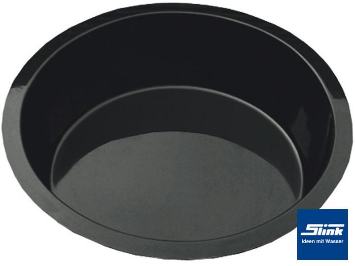 Gfk wasserbecken fertigteich rund 150 cm durchmesser 35 for Kunststoff pool rund