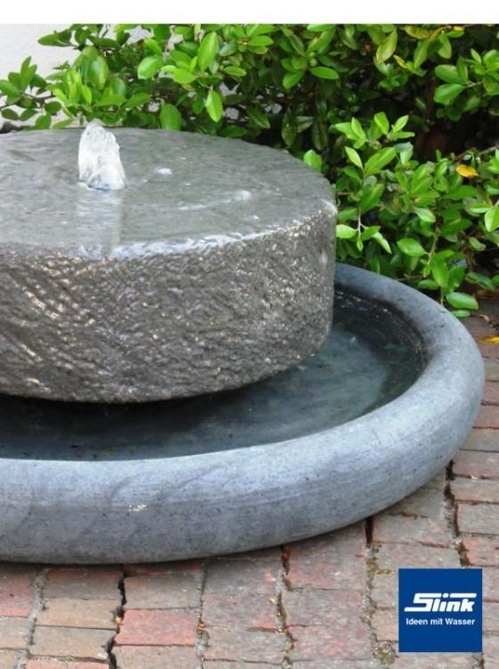 gartenbrunnen terrassen m hlstein texel online kaufen. Black Bedroom Furniture Sets. Home Design Ideas