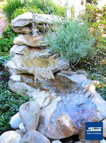 Bachlaufe Fur Den Garten Und Den Teich