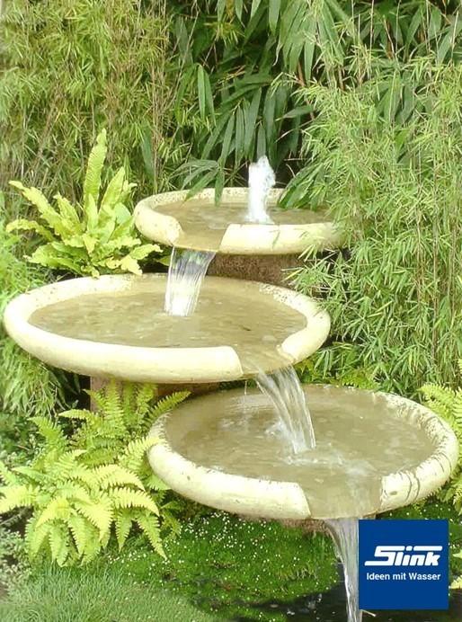 bachlaufelemente rondo berlaufschale online shop wasserspiele springbrunnen und mehr. Black Bedroom Furniture Sets. Home Design Ideas