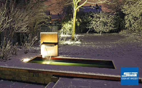 rechteckige teichbecken - rechteckige wasserbecken aus gfk in, Hause und Garten