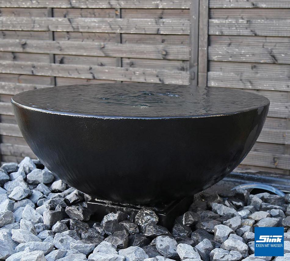 Gartenbrunnen Wasserschale Bowl online kaufen – Designer-Brunnen
