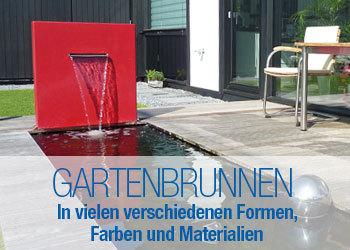 Gartenbrunnen Und Teichbecken Online Shop